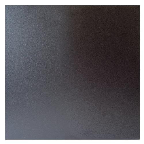 "Magnetic Chalkboard 12""X12""-Black"