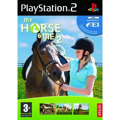 My Horse and Me 2 (PS2)