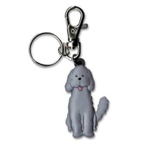 Key Chain - Yuri!!! On Ice - Makkachin Sit PVC ge85488