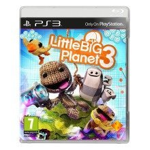 Little Big Planet 3 Sony Playstation Ps3 Game