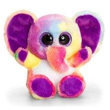 Keel Animotsu Rainbow Elephant Soft Toy 15cm