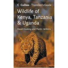 Traveller's Guide: Wildlife of Kenya, Tanzania and Uganda
