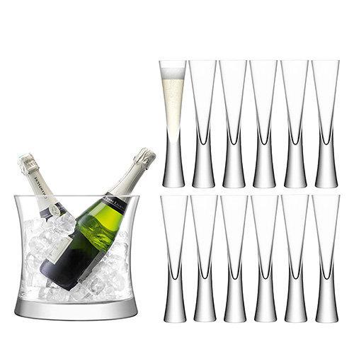 LSA International Moya Grand Champagne Serving Set