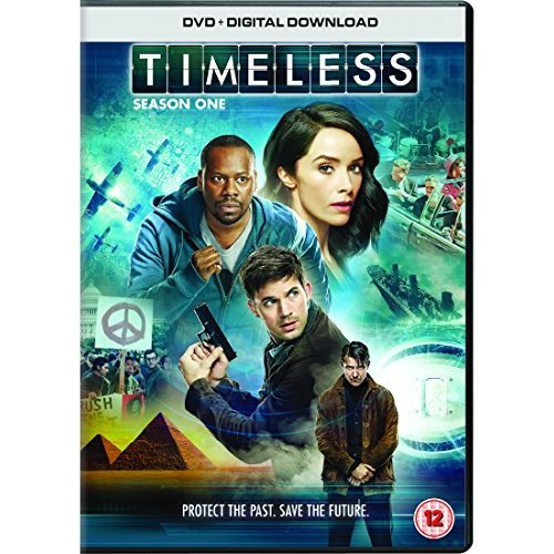 Timeless: Season 1 [DVD] [DVD]