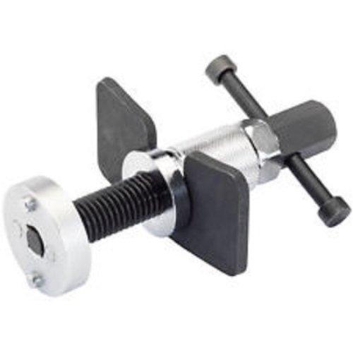 Silverline Brake Piston Wind-back Tool Double End - Car Disc Caliper Wind Back -  car brake disc caliper piston wind back rewind spreader seperator
