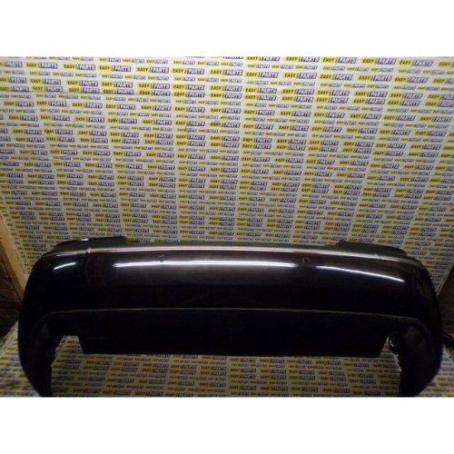 JAGUAR S TYPE REAR BUMPER