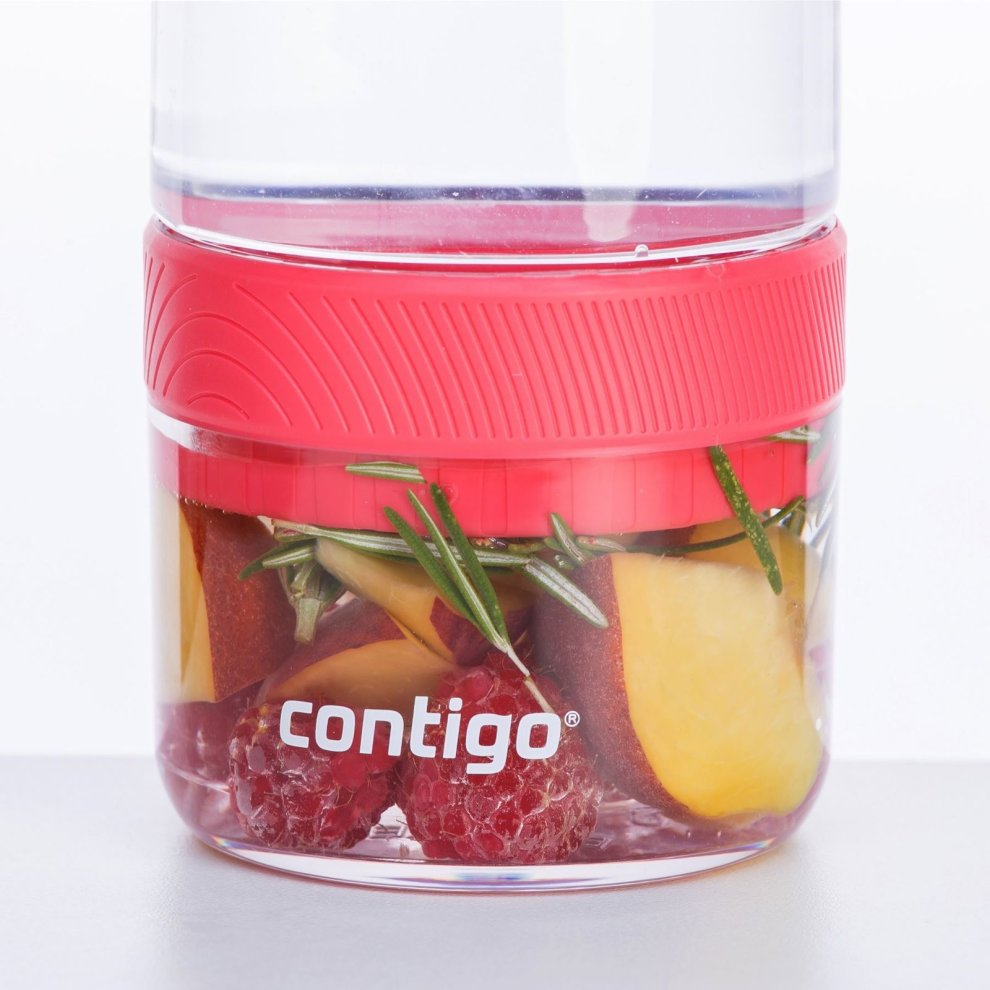 8676cc096f ... Contigo Cortland AutoSeal Infuser Water Bottle 770ml Outdoor Sports -  Watermelon - 3 ...