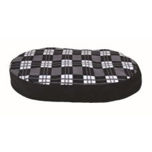 Trixie Jeremy Dog Cushion, 110 x 80 Cm, Black/grey - Pillow Blackgrey Various -  trixie dog pillow jeremy blackgrey various sizes new