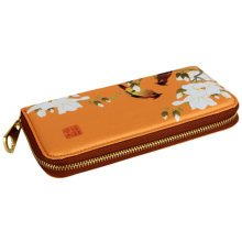 Chinese Style Characteristic Purse Silk Wallet Pouch Bag Perfect Gift, B