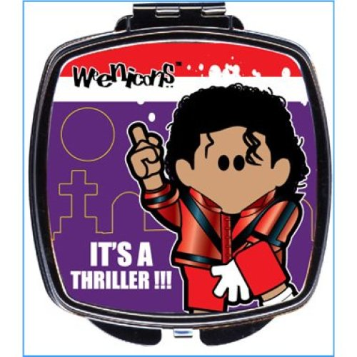 Weenicons Compact Mirror - It's A Thriller