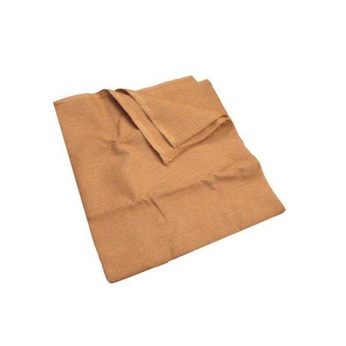 LA Linen 40IN-Burlap-2YardFolded 2 Yards Burlap Fabric, Natural - 40 in.