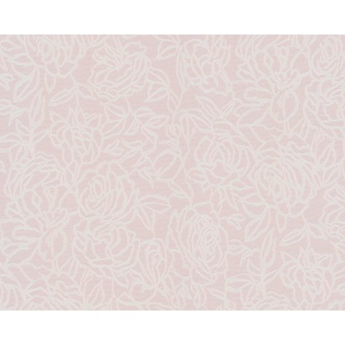 EDEM 9040-24 Flowers wallcovering wall shiny pink 10.65 sqm