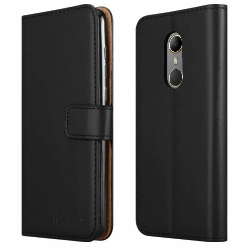 For Vodafone N9 Wallet Book Leather Folio Case