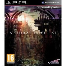 Natural Doctrine Sony Playstation 3 Ps3 Game
