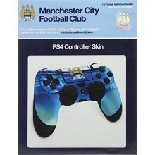 Official Manchester City FC - PlayStation 4 Controller Skin - PS4