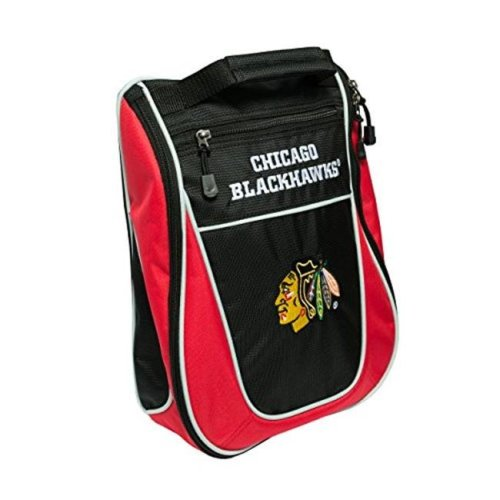 Team Golf 13582 NHL Chicago Blackhawks Golf Shoe Bag