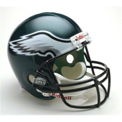 Philadelphia Eagles Riddell Deluxe Replica Helmet