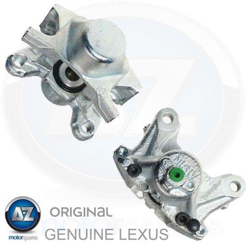 For Lexus IS200 IS300 GS300 GS400 GS430 SC430 Rear right brake caliper Genuine