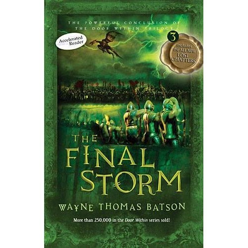 The Final Storm (Door Within Trilogy)