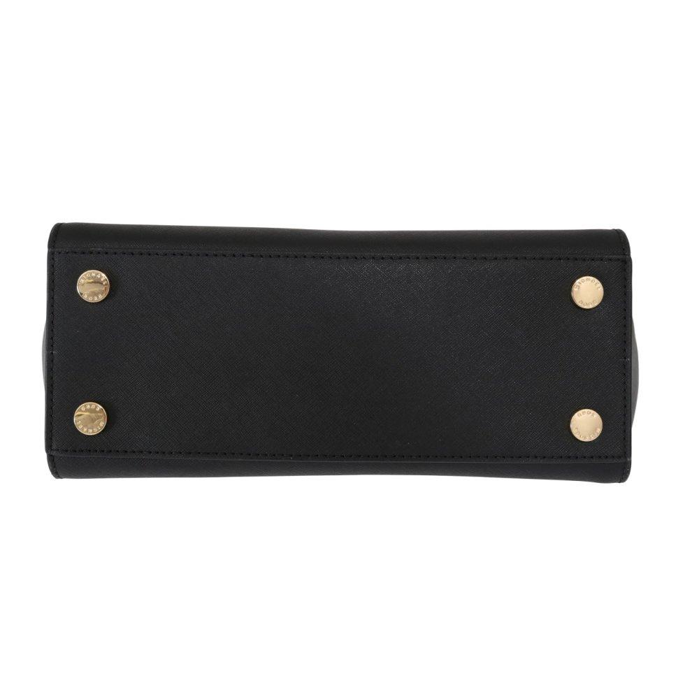 a6bfe2373a88 ... Michael Kors Handbags Black SELMA Leather Satchel Bag - 4 ...