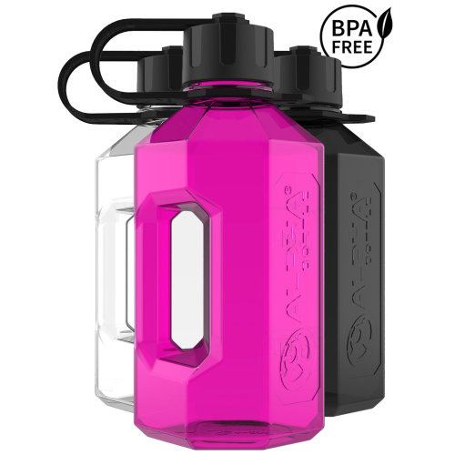 Alpha Bottle XL 1600ml | Large Gym Water Bottle
