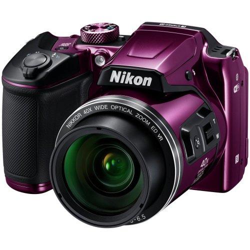 Nikon COOLPIX B500 Body - Plum | Digital Bridge Camera