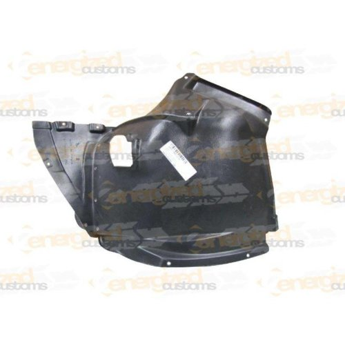 Bmw 1 Series H/b 2004-2011 Front Wing Arch Liner Splashguard Left N/s