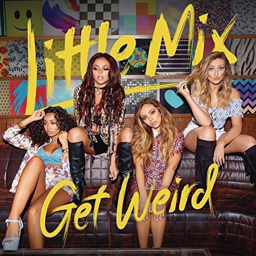 Little Mix - Get Weird | CD Album
