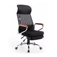 Homcom Mesh Chair Swivel Reclining Computer Adjustable Home Office