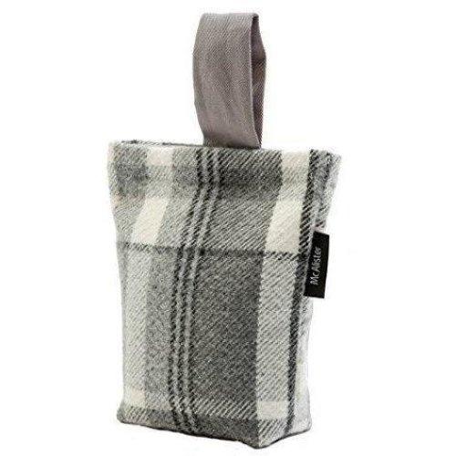 McAlister Textiles Heritage Tartan Fabric Door Stops