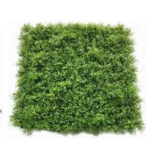 Artificial Plastic Topiary Mat  - 55cm x 55cm, Green