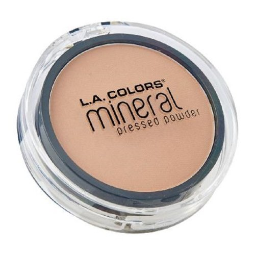 LA Colors Mineral Pressed Powder True Beige 7.5g CMP306
