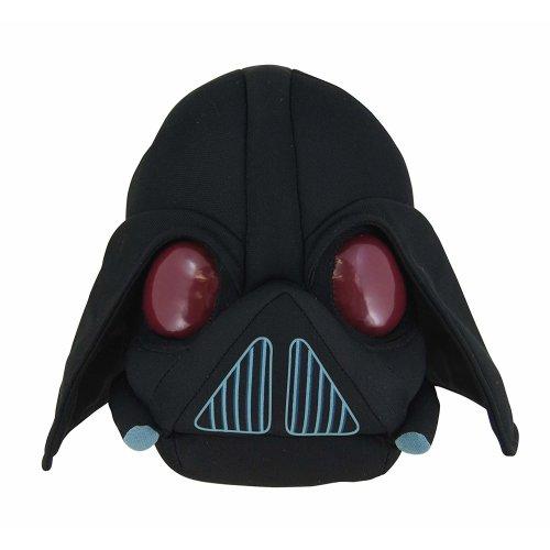 "Angry Birds Star Wars 8"" Bird - Darth Vader Plush"