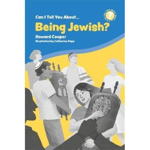 Can I Tell You About Being Jewish?