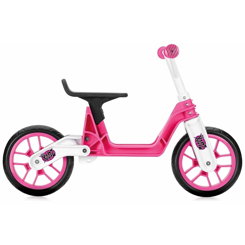 2cc03c8d1ed ... Xootz Toddler Kids Girls Folding Training Balance Bike - Pink - 1 ...