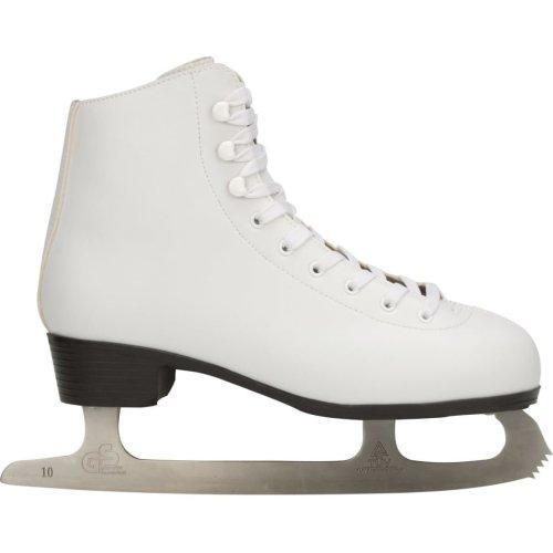 Nijdam Women's Figure Skates Classic Size 37 0034-UNI-37