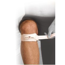 Elasticated Patella Strap - Precision Training Trs216 New Injury Support -  elasticated patella strap precision training trs216 new injury support