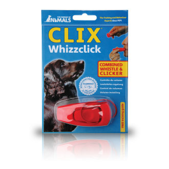 Company Of Animals CLIX Whizzclick Whistle And Clicker