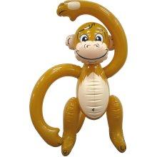 Inflatable Monkey 61cm - Party 59cm -  party inflatable monkey 59cm 61cm