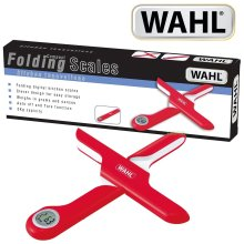 Wahl Kitchen Innovations Folding Digital Red 5kg Kitchen Measuring Scales ZX903