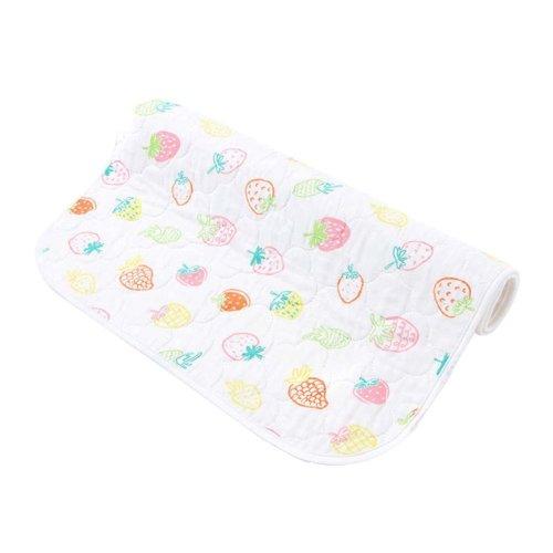 Portable Baby Cotton Waterproof Diaper Changing Mats 1 piece, 50x70cm (B)