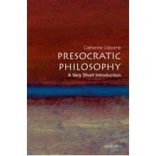 Presocratic Philosophy:: a Very Short Introduction