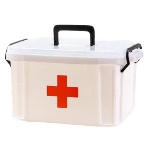 First-Aid Kits/Medicine Storage Case/Pill Box/Container-017