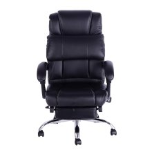 Homcom Faux Leather Computer Office Pu Chairs Swivel