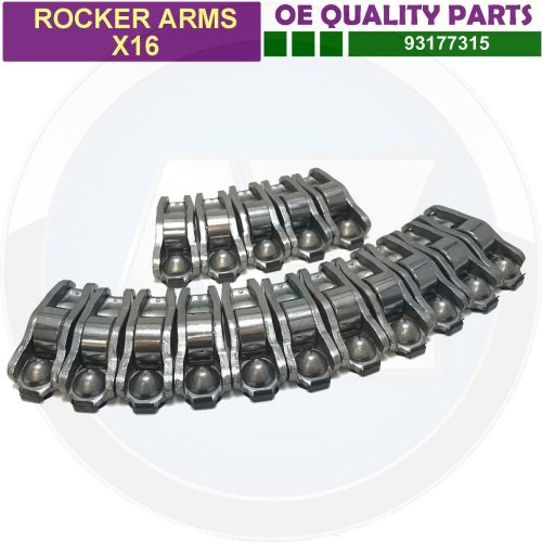 FOR PEUGEOT BIPPER 1.3 HDi 2010- 75 BHP ENGINE ROCKER ARM ARMS SET X16