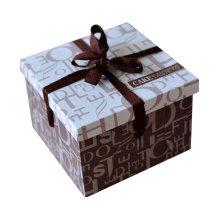 [Ada] 5 Sets Paper Cake Carrier Cake Box, Home Baker, Baking Supply