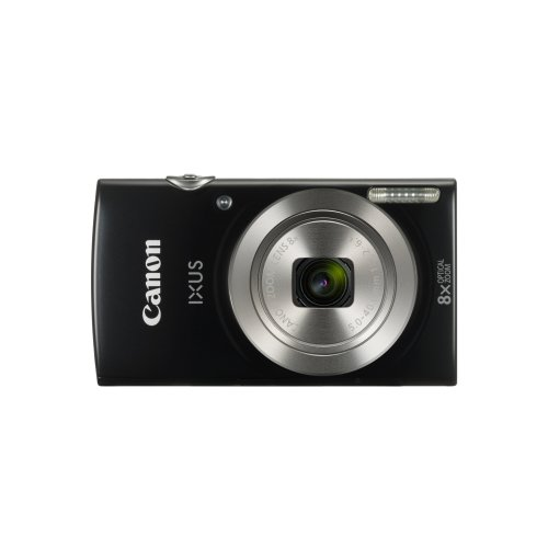 Canon Digital IXUS 185 - Black