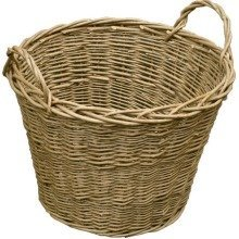 Wild Willow Log Basket