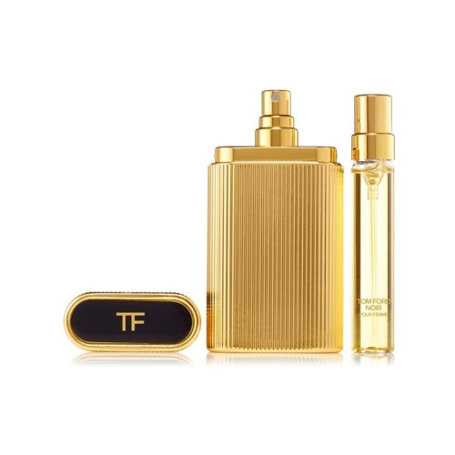 Tom Ford Noir Pour Femme Perfume Atomizer 3 X 017oz5ml New In Box