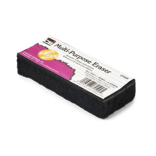 Multi Purpose Eraser 5In 12Pk